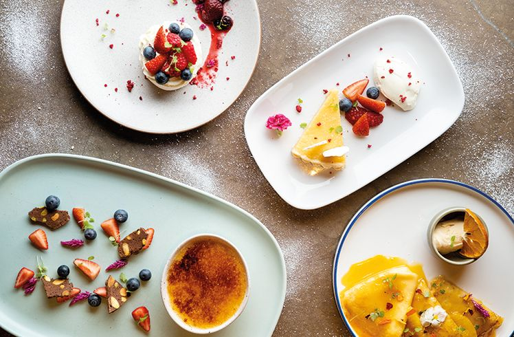 Patisserie Courses - Crown College