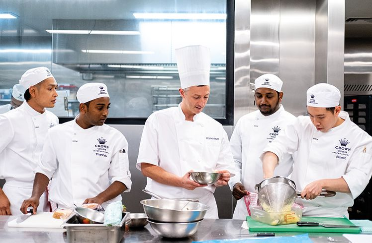 Culinary Courses - Crown College