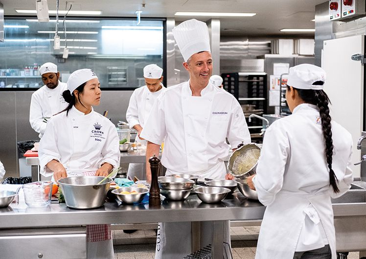 SIT40516 Certificate IV in Commercial Cookery Image